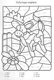 Jeux Coloriage Magique Filename Coloring Page Free Printable