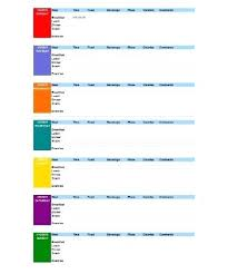 Food Diary Template Free Custom Blank Journal Template Food Excel Printable Weekly Calendar General