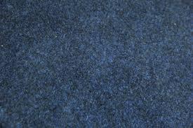 10 x 10 Blue Carpet Tile Interlocking Flooring Kit Used