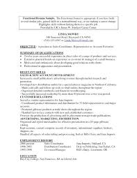Reason For Job Change In Resume. Functional Resume Template For ...