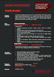 Graphic Designer Resume Sample Latest Resume Sample Graphic Designer ...
