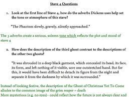 Novelguide.com is continually in the process of adding more books to the website each week. A Christmas Carol Stave 4 Questions With Suggested Answers Teaching Resources