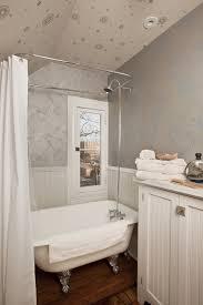clawfoot tub bathroom ideas. Small Bathrom Tubs Clawfoot Tub Attic Bathroom Design Ideas E