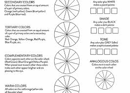 The grouping of these colors will make color circle that helps artist understand the variations and the cycle of colors. Printables