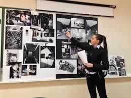 Защита курса Дизайн интерьера группа Международная  1300