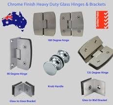eh324 crl chrome wide glass door pivot