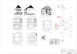 Курсовые и дипломные проекты коттеджи дачи скачать котедж в dwg  Курсовой проект Двухэтажный жилой дом 8 76 х 9 00 м в г