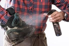 bergschoenen schoonmaken