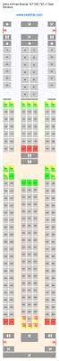 Delta Airlines 767 Seating Chart Delta Airlines Boeing 767 300 76z V1 76w Seat Map United