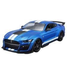 <b>Maisto</b> 1:18 2020 Ford Mustang <b>Shelby</b> GT500 литая под ...