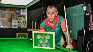 Devonport's Wayne Stubbs set to lead Australian Masters eightball ...
