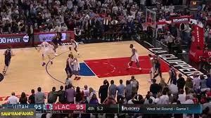 Joe Johnson Game Winner vs Clippers ...