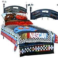 nascar bed bedroom set your panel twin headboard by iron furniture here this hand forged