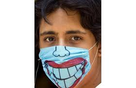 Decorated Surgical Masks