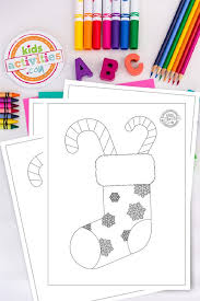Parents, teachers, churches and recognized nonprofit organizations may print or copy multiple preschool coloring pages, sheets or pictures for use at home or in the classroom. Christmas Candy Cane Coloring Page For Kids Free Printable