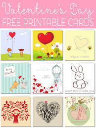Free Printable Welcome Cards Free Printable Valentine Cards