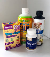 Nutritional supplements for add teens