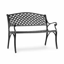 pozzilli bl garden bench cast