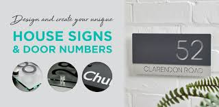 house signs get your custom