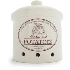 Ceramic Potato Crock Sur La Table Neat Gadgets In 2019 Potato