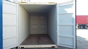 double door open. 20\u2032 HIGH CUBE DOUBLE DOOR SHIPPING CONTAINER \u2013 CTBU20HCDD Double Door Open N