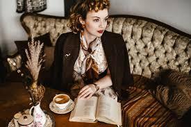 café bubu leipzig curly 1940s hair einfache 40er jahre frisur tutorial 4