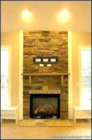 wood burning fireplace with gas starter wood burning fireplace with gas starter install gas starter wood