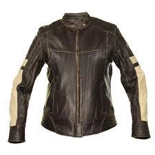 women s brown leather cruiser motorcycle jacket