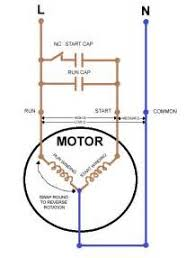 starting capacitor wiring diagram starting image single phase motor wiring diagram capacitor start run images on starting capacitor wiring diagram