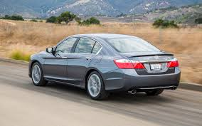 Honda Accord First Test Motor Trend