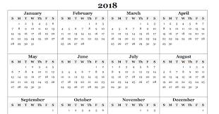 blank 2018 calendar free 2018 calendar in printable format blank templates webelator