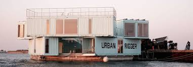 Why these floating dorms made from shipping containers are the future of  cheap student housing