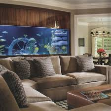 Marvellous Fish Tank Headboard Pictures Design Ideas