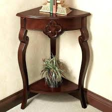tall round accent table medium size of accent corner table for small room with drawer tall tall round accent table