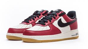 jordan air force 1. nike gives the \u0027chicago\u0027 treatment to air force 1 low jordan