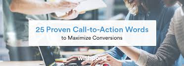Customer Service In 3 Words 25 Proven Call To Action Words To Maximize Conversions
