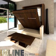 ... InLine Murphy Bed and Sofa-Transitioning ...