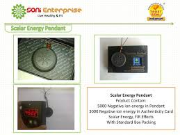 quantum science scalar energy ion cards anti scalar energy pendant