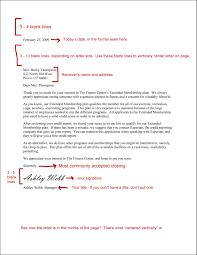 Business Letter Enclosure Format Sample Letter Format Sample Letter