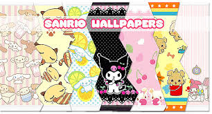 Mod The Sims - Sanrio wallpapers