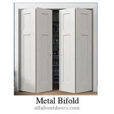 metal bifold door hardware
