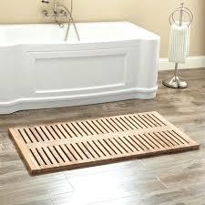 wood shower mat x rectangular teak shower mat teak shower mat inside shower