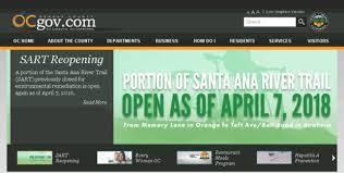 Egov Ocgov Orange County California Homepage