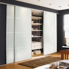 Awesome Four Panel White Glass Sliding Door   Silver Framed   610mm At Homebase     Be