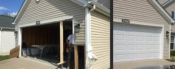 emergency garage door service when you drive through your garage