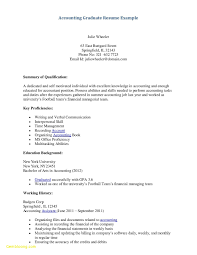 Resume Sample For Accountant Position College Graduate Accountant Resume Sample Resume Samples Across A