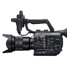 sony video camera. sony pxw-fs5k sony 4k camcorder video camera