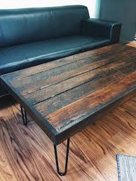 Coffee Tables  Dazzling Image Diy Coffee Table Ana White Lift Top Pallet Coffee Table With Hairpin Legs