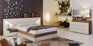 art bedroom furniture. Interesting Wall Art Inside Stylish Bedroom Using Modern Furniture With Wide Bed And Appealing Dresser