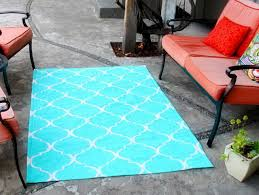 custom size outdoor rugs patios